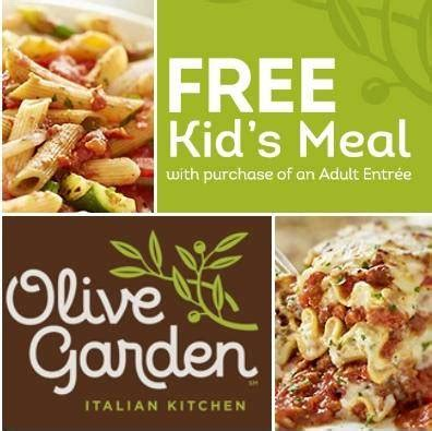 olive garden coupons for birthday printable olive garden coupons free kids meals with