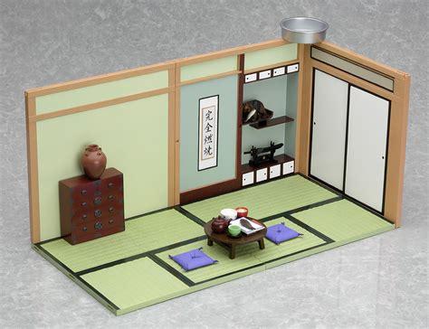 Nendoroid Faceplate 491 Set nendoroid playset 02 japanese set b guestroom set