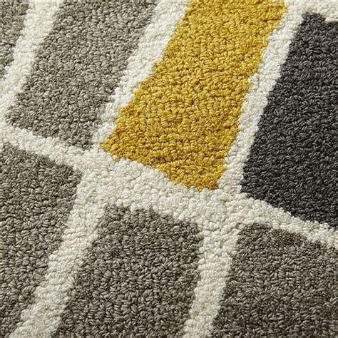 west elm circles rug mosaic circle wool rug west elm