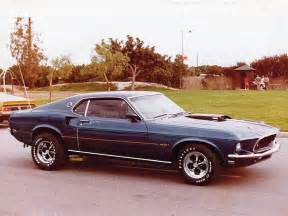 1970 ford mustang special rod car