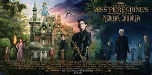 mrs peregrines home for peculiar children miss peregrine s home for peculiar children debuts a new