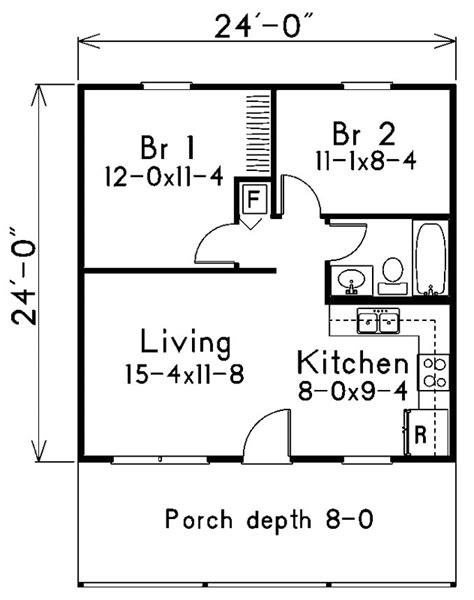 Home Design Story Friend Codes traditional style house plans 576 square foot home 1