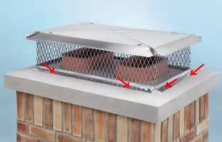 install multi flue chimney cap the at fireplacemall