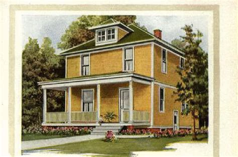 aladdin house plans catalogue no 14 home design home is your foursquare house from a catalog