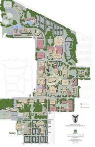 Ball State University Map by Ball State University Campus Master Plan Rundell