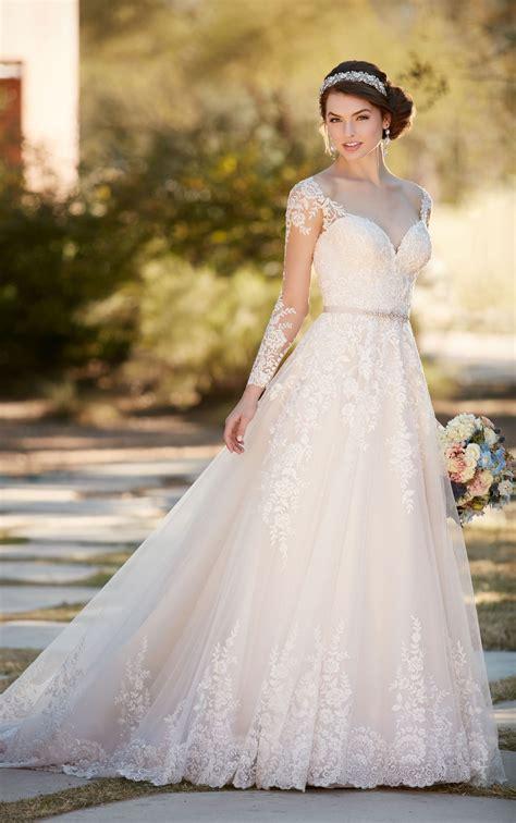 wedding dress  organza skirt essense  australia