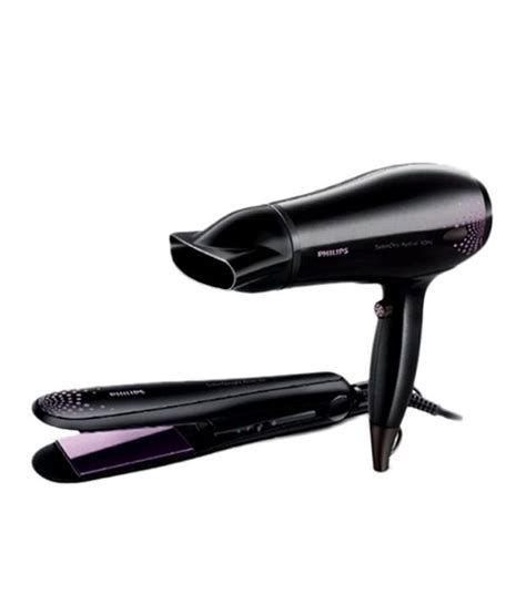 Hair Dryer And Straightener Snapdeal philips hp8299 hair dryer black philips hp8299 hair