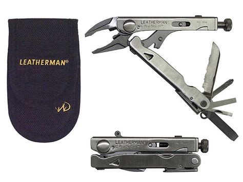Tool Multi Fungsi Leatherman Crunch leatherman crunch multi tool cing