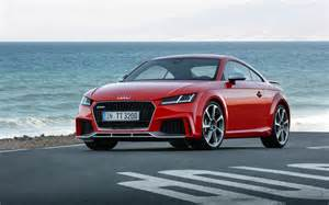 2017 audi tt rs 400hp wallpapers hd wallpapers
