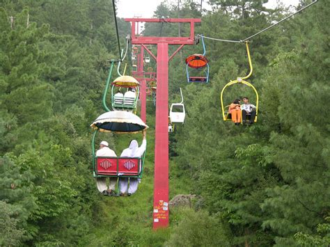 New Murree Chair Lift by Places Murree