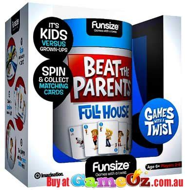 full house games beat the parents full house game