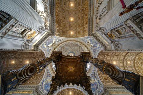 bernini baldacchino file baldachin of peters basilica 01 jpg wikimedia