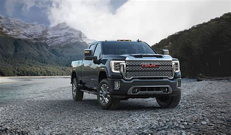 2019 Dodge 3 4 Ton Diesel by The 2020 Gmc Hd Has The To Tow 30 000 Pounds