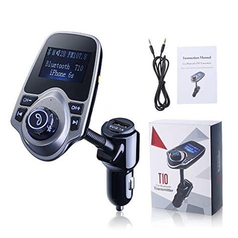 radio de voiture avec usb victsing adaptateur transmetteur radio fm sans fil
