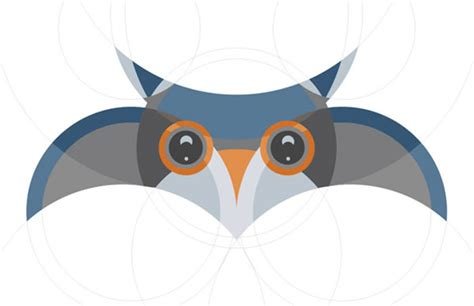 tutorial illustrator owl 40 awesome cartoon character design tutorials hongkiat