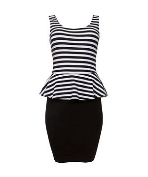 Baju Top Blouse Motif Striped Black White New Modis Impor 55 best images about stripes monochrome on wide stripes s tops and shops