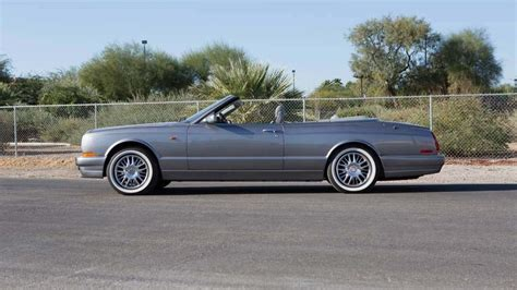 1999 bentley azure 1999 bentley azure convertible s70 rogers car