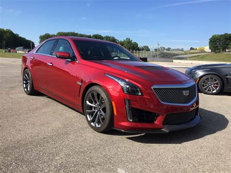 2016 Cadillac CTS V Performance Sedan: Seminal Role Player