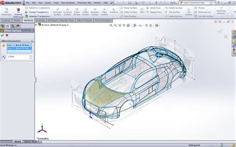 solidworks tutorial r8 how to make logo for audi r8 in sw grabcad