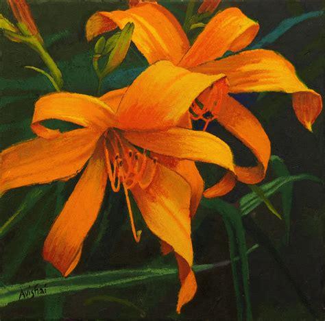 Light Stick by Day Lily Florals Susan Avishai