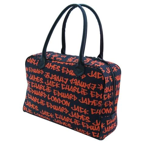 Grafiti Bag by Personalised Bags Graffiti Bags Graffiti Handbag