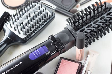 conair infiniti pro air spin brush and easy hair routine my newest addiction