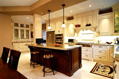 Houzz Kitchen Island Ideas Luxury European Kitchen Traditional Kitchen Toronto By Tlc Designs