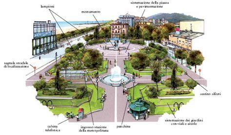 elementi di arredo urbano arredo urbano nell enciclopedia treccani