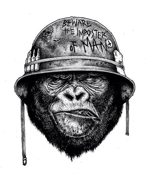 gorilla tattoos gorilla idea taideinspiraatioita pinte