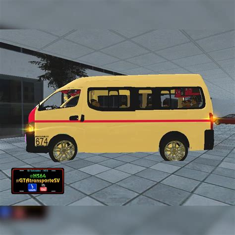 nissan urvan modification gta san andreas nissan nv350 urvan quot comercial mexicana