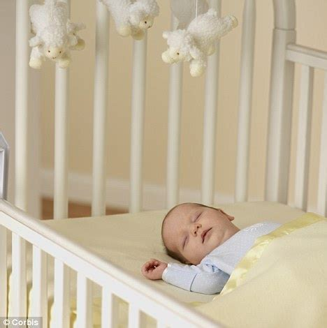 Babies Sleeping In Crib Newborn Baby Boy Suffocates To After Rolls