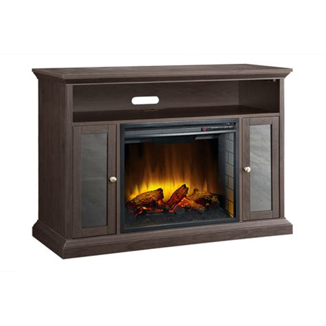 pleasant hearth media electric fireplace for tvs up