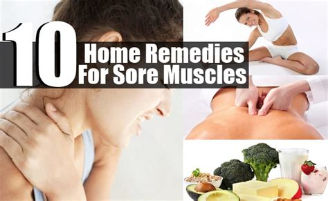 home remedies for sore muscles after workout 28 images