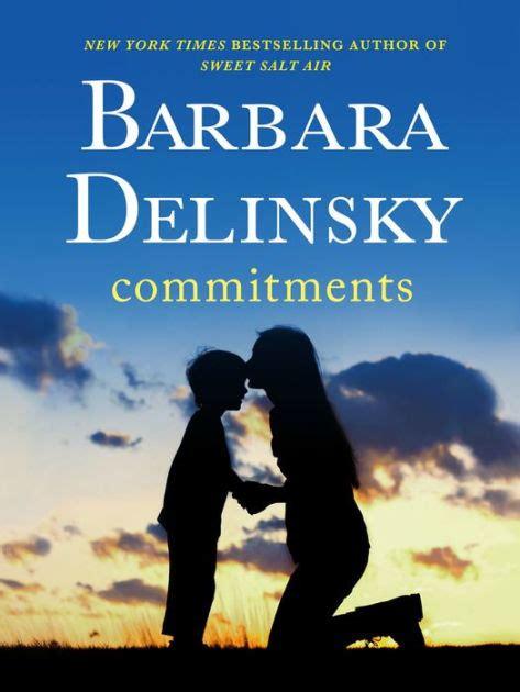 libro commitment my autobiography commitments a novel by barbara delinsky nook book ebook barnes noble 174