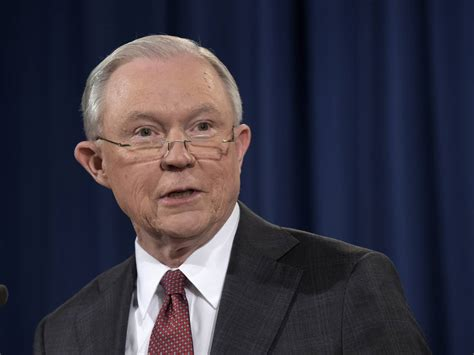 jeff sessions justice justice department logjam jeff sessions still hasn t