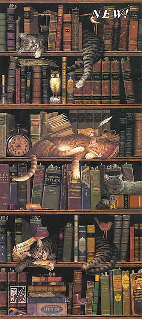 Barnhouse by Quot Classic Tails Quot New Cat Print By Charles Wysocki Country