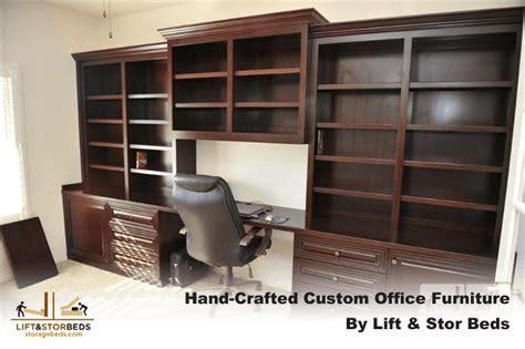 custom office furniture trends in custom entertainment center designs lift stor beds