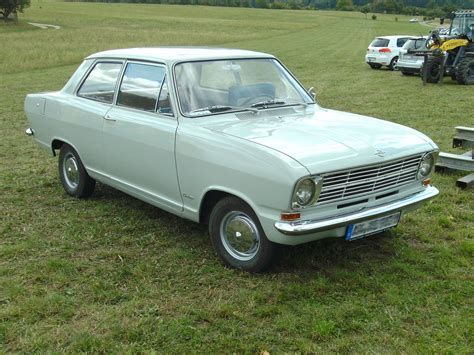 1970 opel kadett wagon opel kadett b