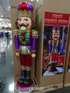 6 ft led nutcracker