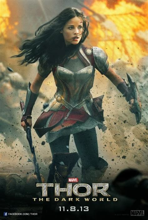 Thor Movie Lady Sif | hollywood movie costumes and props fandral and sif movie