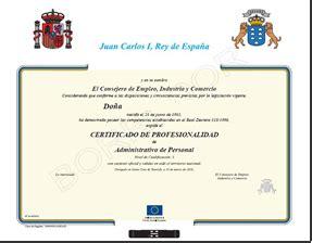 Modelo Curriculum Teleoperador Servicio Canario De Empleo