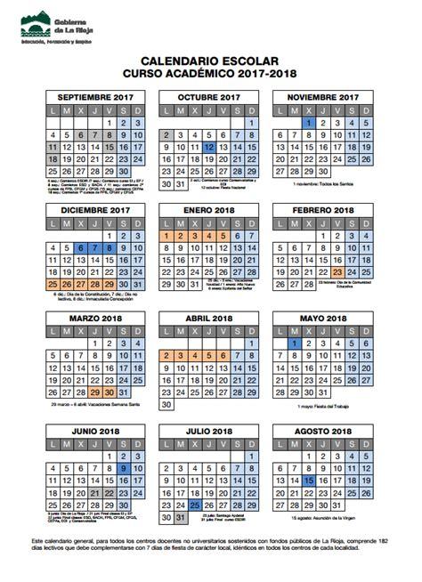 Calendario 2018 Valencia Calendario Escolar 2017 18 191 Cu 225 Ndo Empieza El Cole