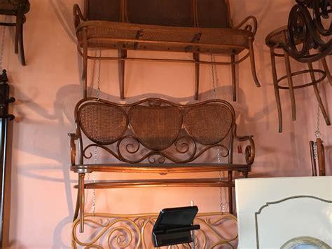 divano thonet antiquariato castellani antiquari in cortona dal 1919