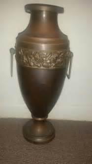 Antique Metal Vases by Antique Brass Vase Aud 45 00 Picclick Au