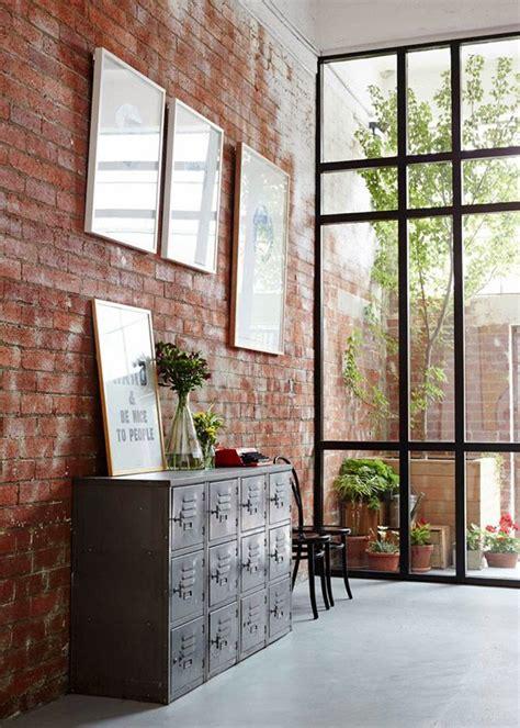interior wardrobe design ideas red brick and stone 7x inspiratie en tips voor een industrieel interieur roomed