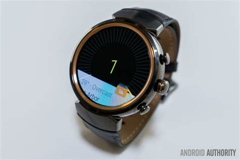 Kickstarter campaign lets you use any 22 mm band with the ZenWatch 3   Android Authority