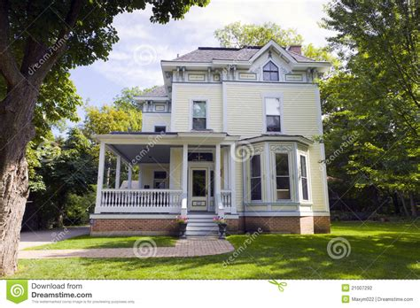 Interior Design Country Style Homes Traditional American Home Stock Photography Image 21007292