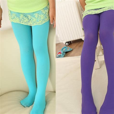 Stretch Tights 11 colors stretch tights kid velvet casual