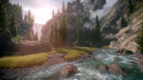 skyrim ultra graphics mod here s what skyrim looks like with up to 100 graphics mods