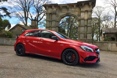 mercedes 45 amg sport 2016 mercedes amg a45 4matic review engagesportmode